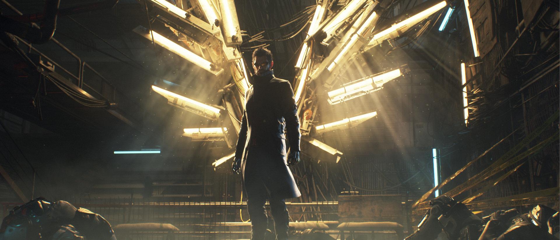 Deus Ex: Mankind Divided Trailer Reveals The Sequel's Story #32697