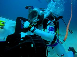 NASA's NEEMO 20 mission
