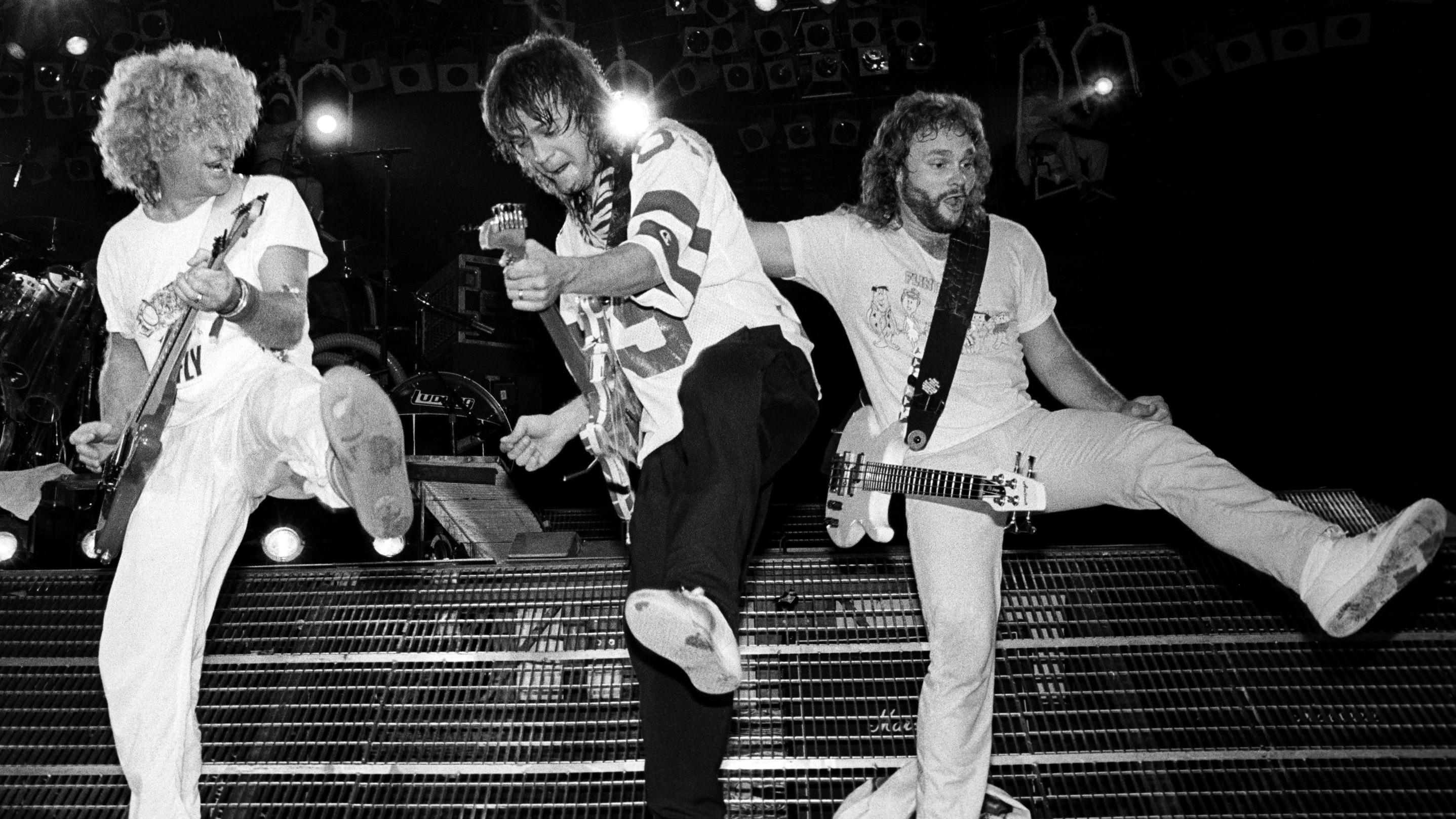 Van Halen: 'On 5150, Dave Lee Roth was the enemy of all enemies' | Louder