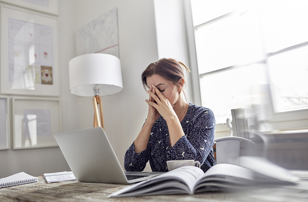 Menopausal women not getting the help they need at work