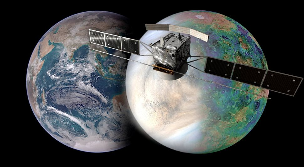 Venus wins stunning 3rd new mission, this time from Europe