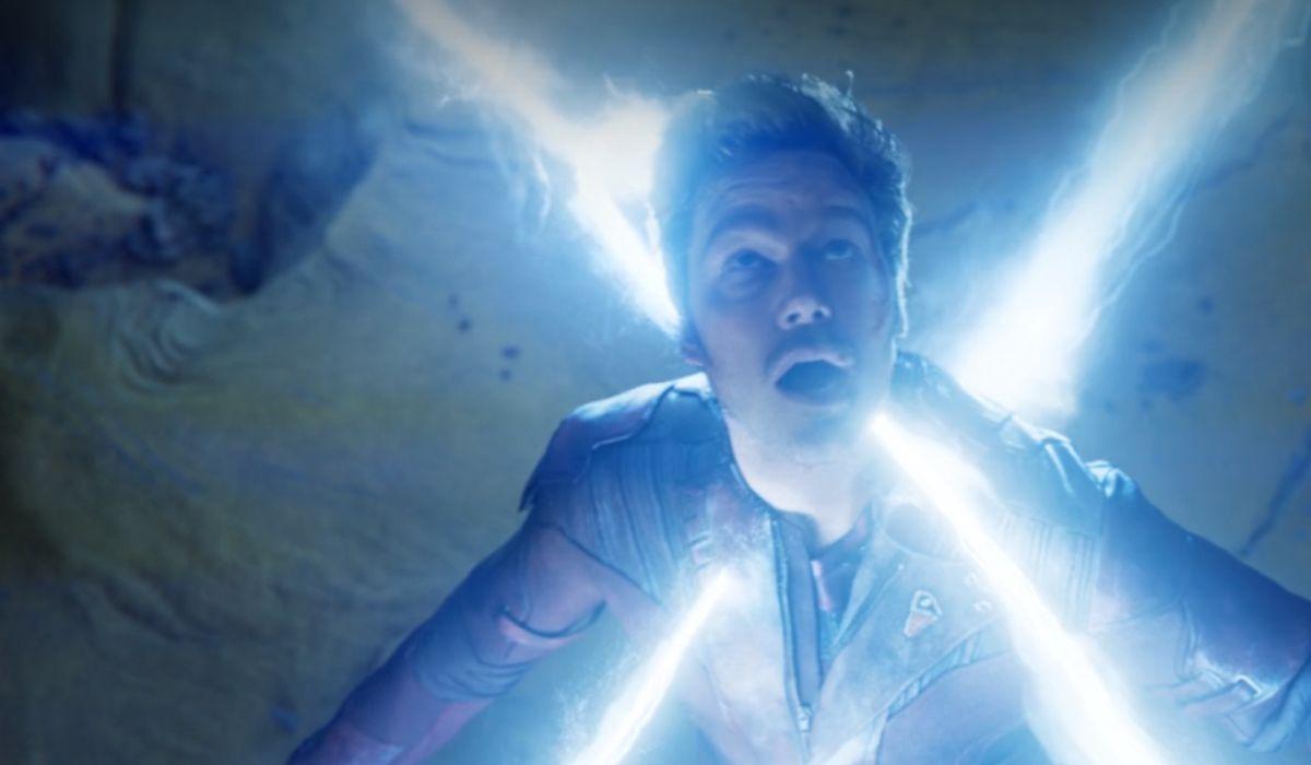 Chris Pratt as Peter Quill