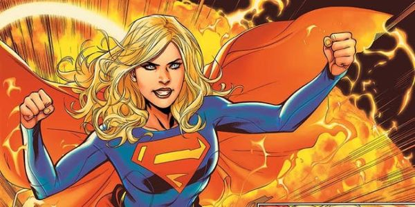 Supergirl in the comics