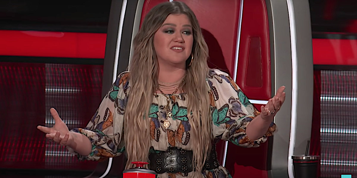 The Voice Kelly Clarkson
