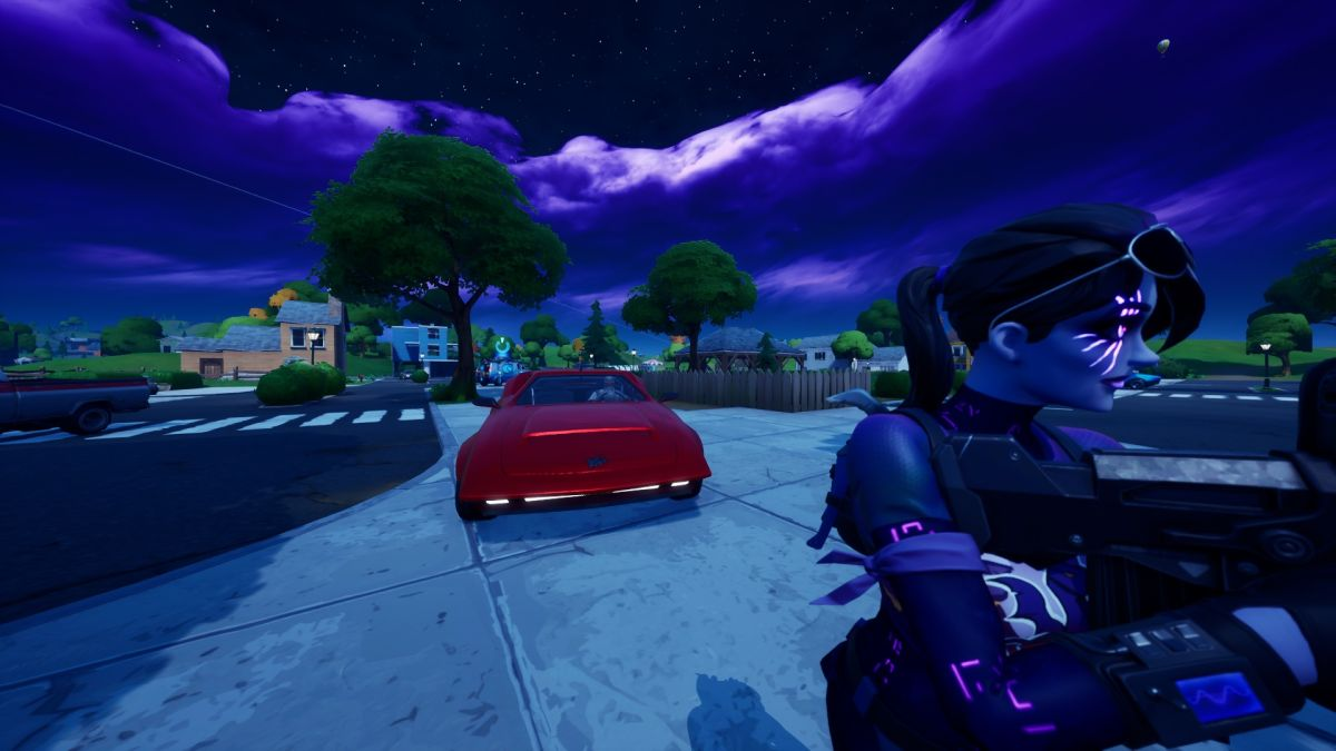 Fortnite Cars Everything You Need To Know Pc Gamer