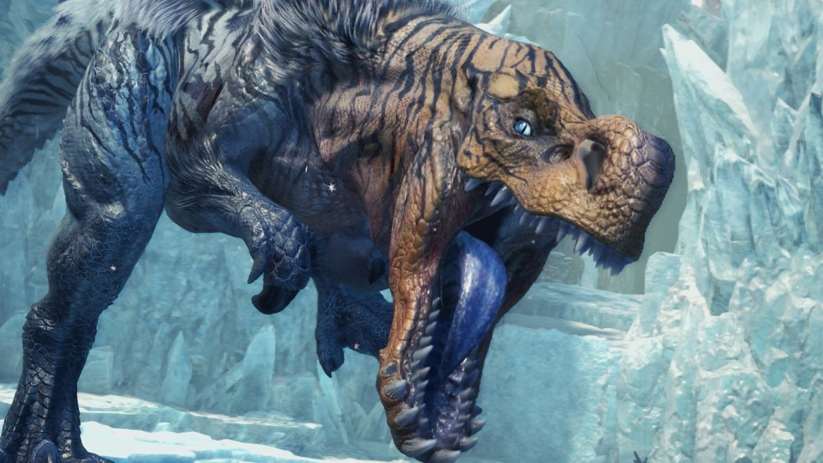 Latest Monster Hunter World: Iceborne trailer shows new monsters and social features