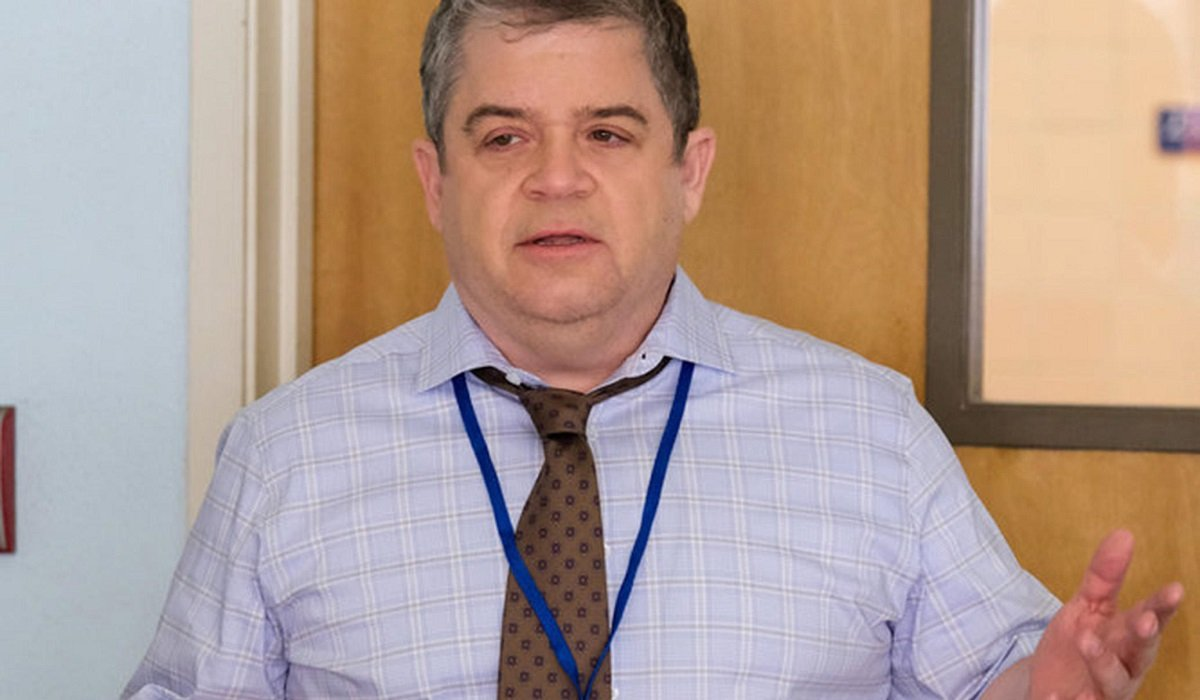 Patton Oswalt A.P. Bio