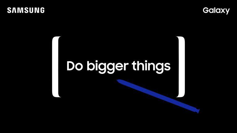 Samsung confirms Galaxy Note 10