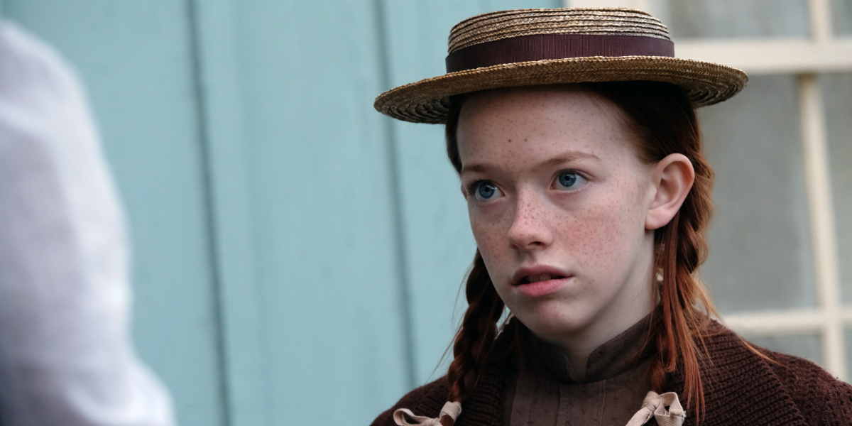 Anne with an E Anne Shirley Amybeth McNulty Netflix