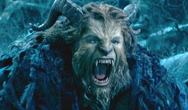 Dan Stevens as the Beast