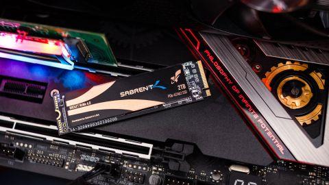 Sabrent Rocket NVMe 4.0 M.2 SSD