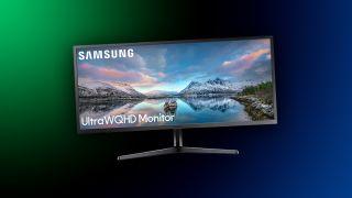 Samsung Class QHD UltraWide Monitor
