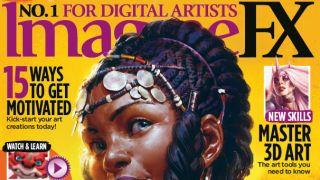 ImagineFX 162 cover