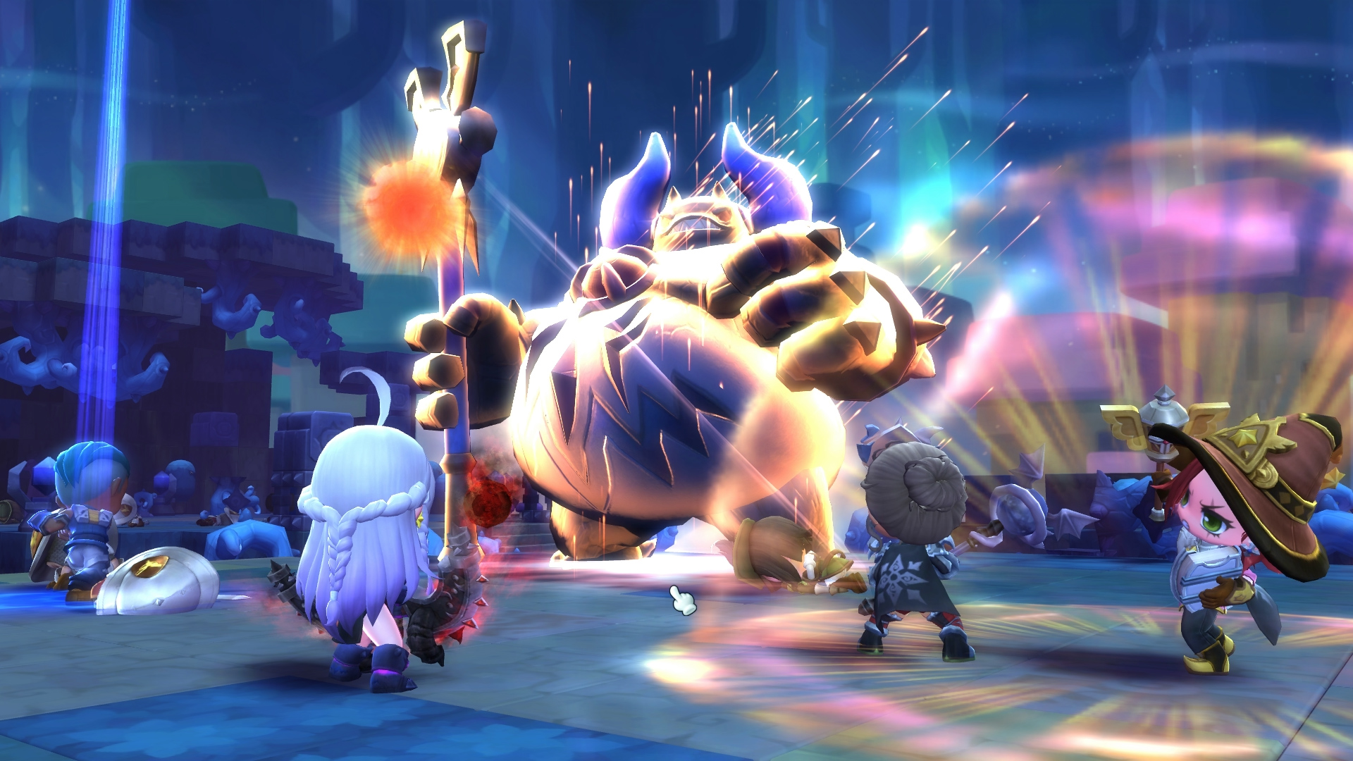 MapleStory 2 is shutting down, less than two years after its western launch   PC Gamer
