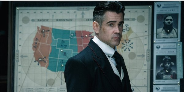 Colin Farrell Switch In Fantastic Beasts And Where To Find Them