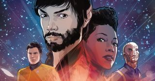"""Star Trek: Discovery - Aftermath"" is a new comic book miniseries that will explore Spock's past."