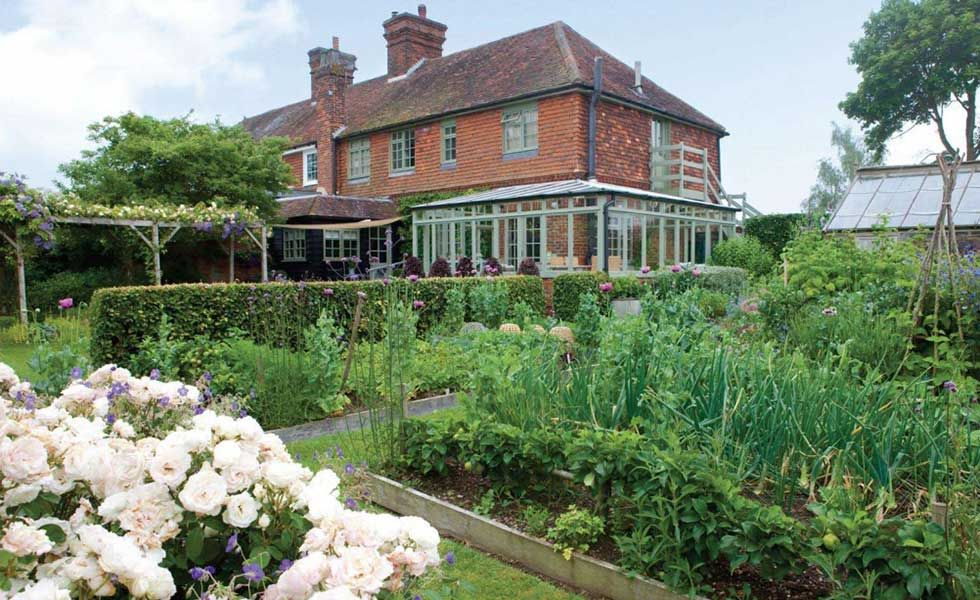 7 Bountiful Kitchen Gardens Real Homes