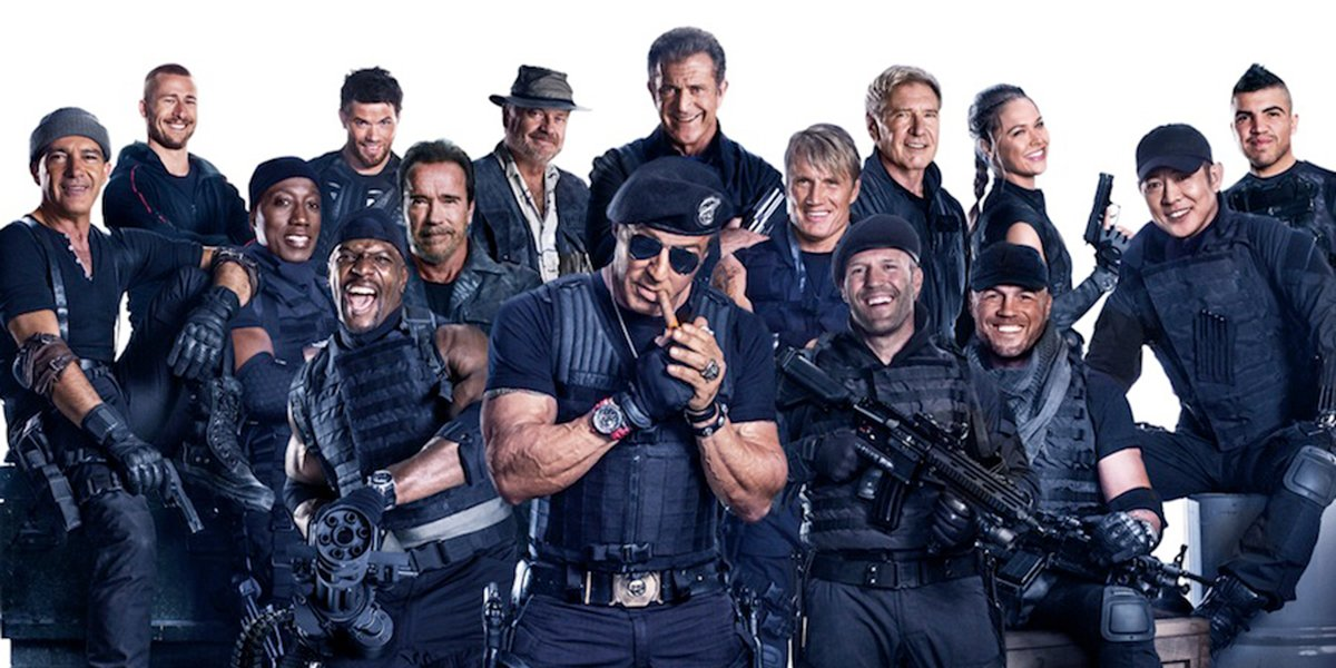 Sylvester Stallone Is Bringing The Expendables Back And Sending ...