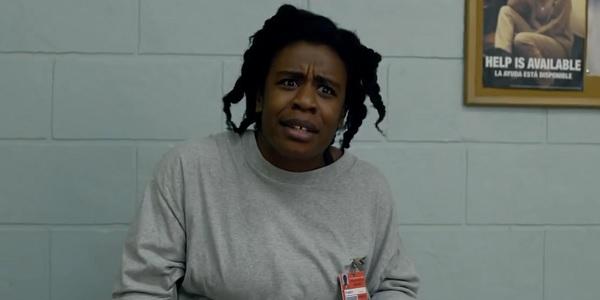 Crazy Eyes in Season 4 of OITNB