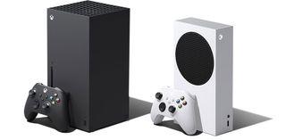 Microsoft Xbox consoles