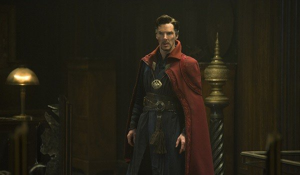 Doctor Strange in Doctor Strange