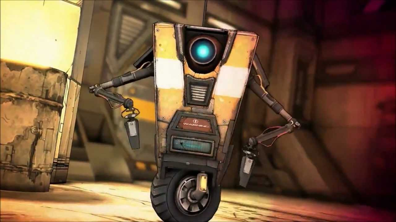 Jack Black will voice Claptrap