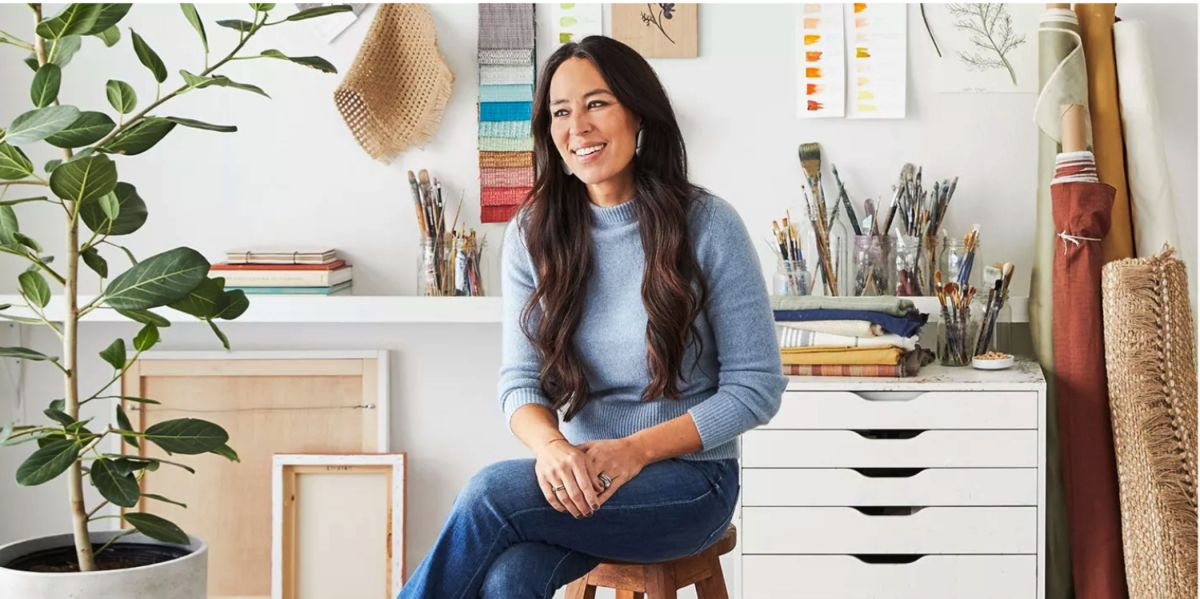 5 Joanna Gaines-approved ways to spring into style this new year