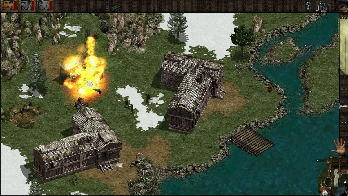 Commando 1 Game