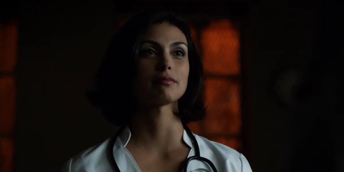 Morena Baccarin on Gotham