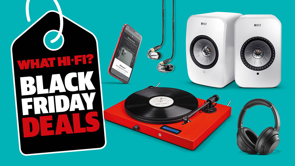 Best Black Friday Record Player Deals 2020 Turntables For All Budgets What Hi Fi