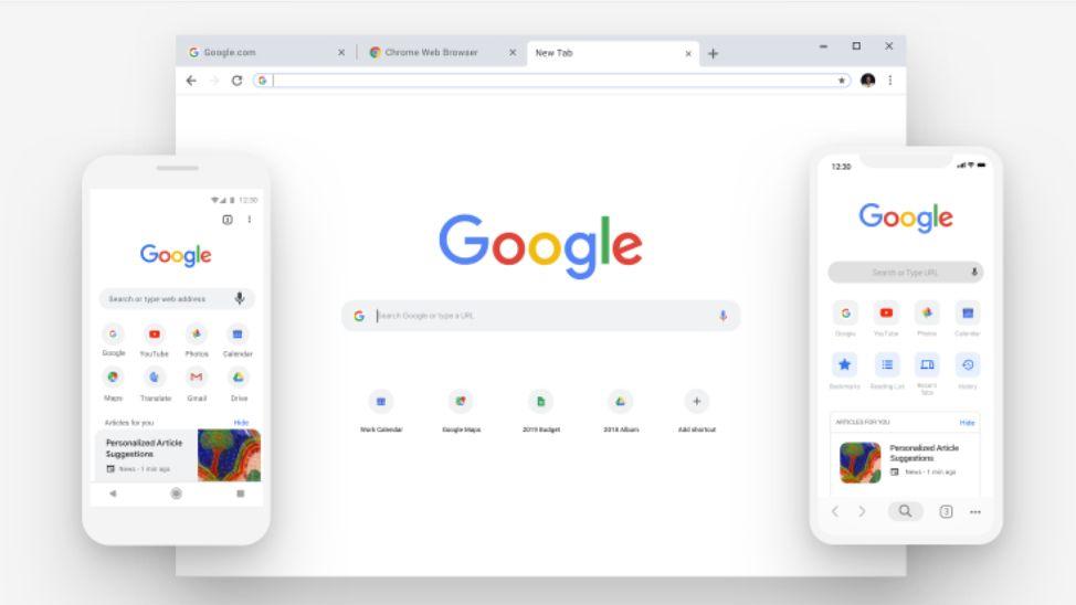How do I change my IP address on Google Chrome?   TechRadar
