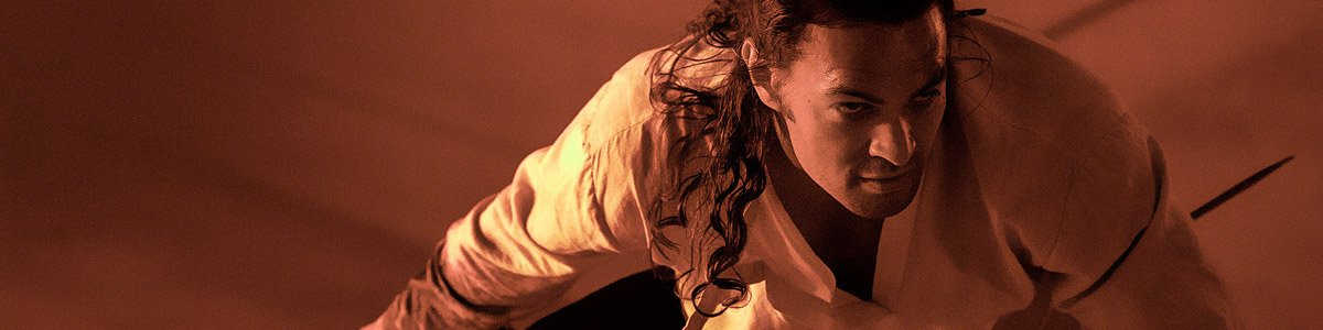 Duncan Idaho (Jason Momoa) in Dune