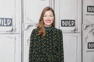 Kelly Macdonald on the red carpet.