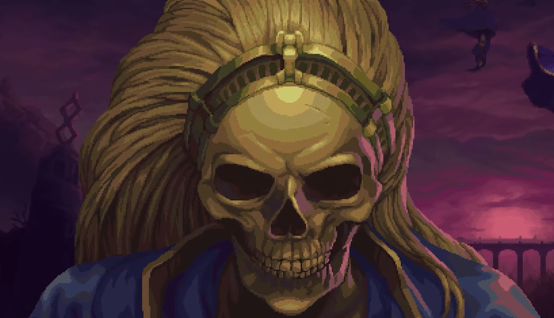 Blasphemous gets a new storyline, New Game Plus and more for free