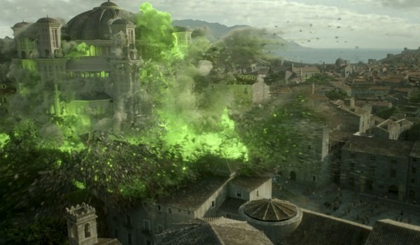 Sept Explosion Game Of Thrones