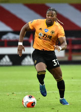 Adama Traore Will Assess Shoulder Problem At End Of The Season Fourfourtwo