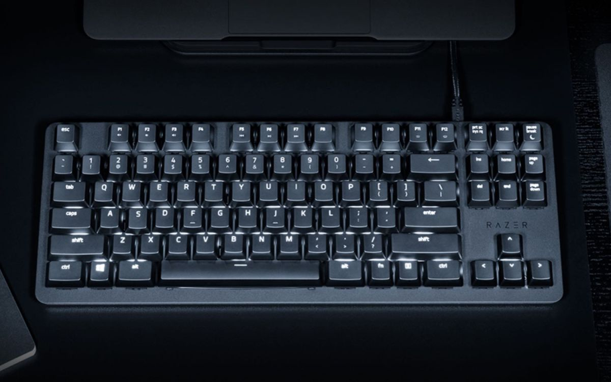 Razer BlackWidow Lite - Full Review and Benchmarks | Tom's Guide