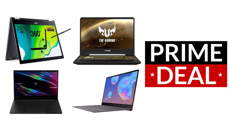 Amazon Prime Day laptop deals