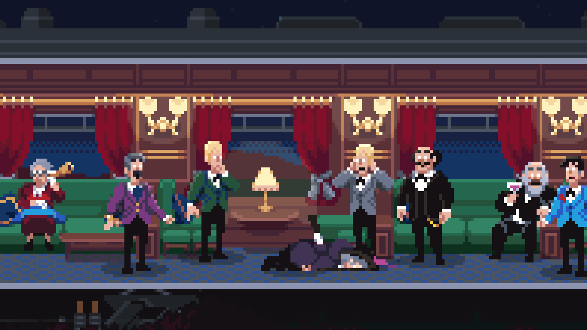 This free murder mystery absolutely nails the feel of classic LucasArts adventures