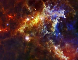 Growing Family of Stars Photographed