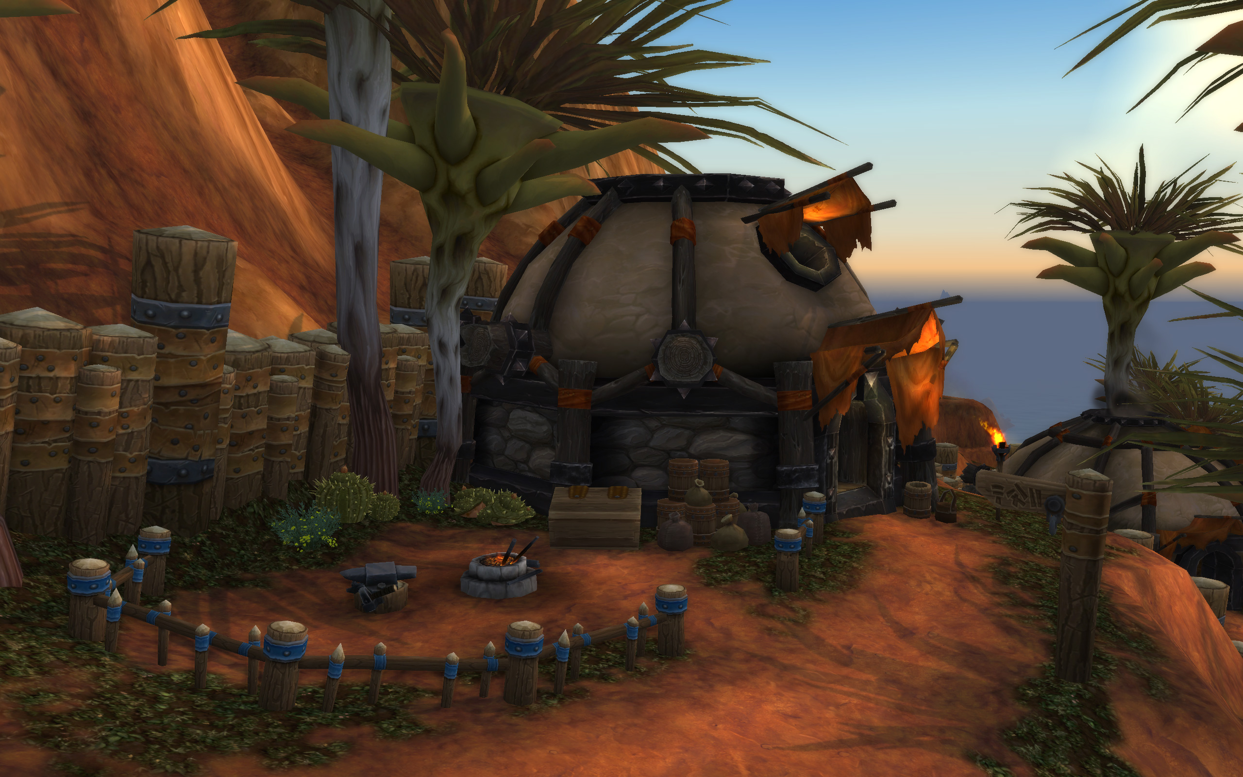 World Of Warcraft: Warlords Of Draenor Screenshots Travel To First Dungeon #30654