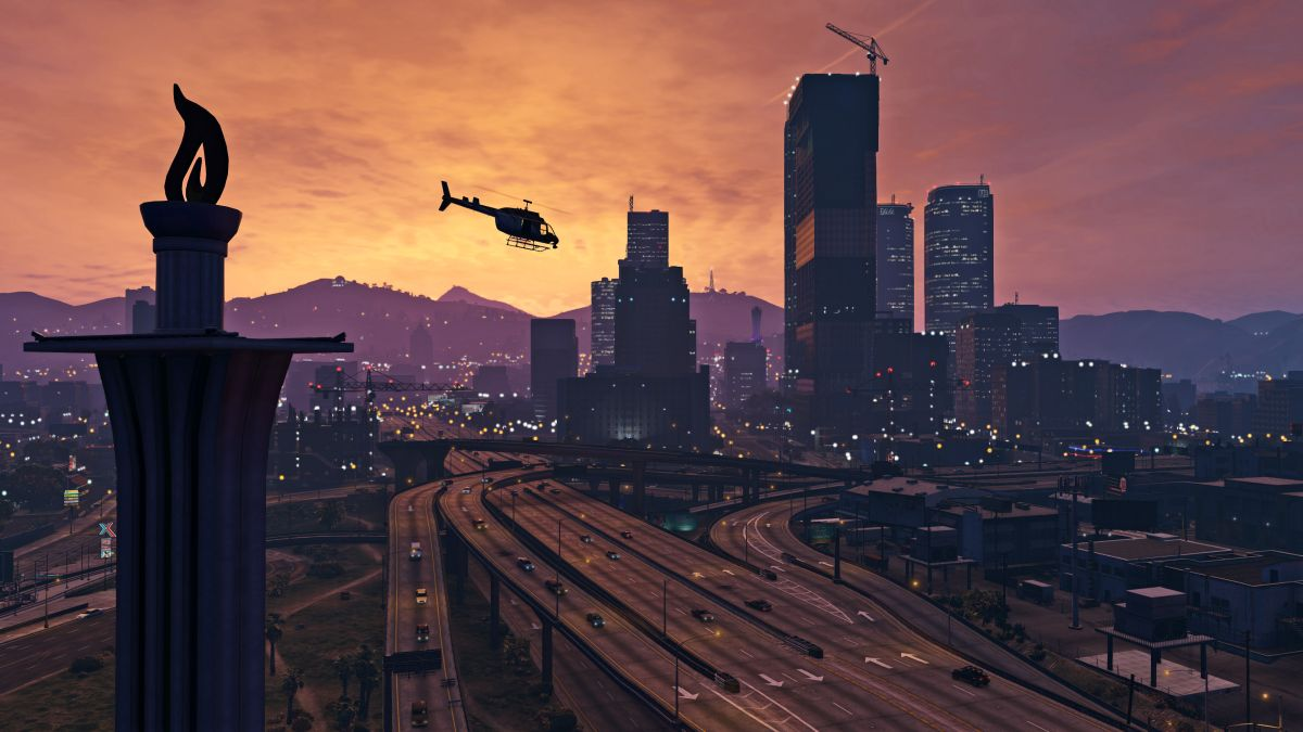 Grand Theft Auto publisher has 93 games in the works � is GTA 6 one of them? - TechRadar