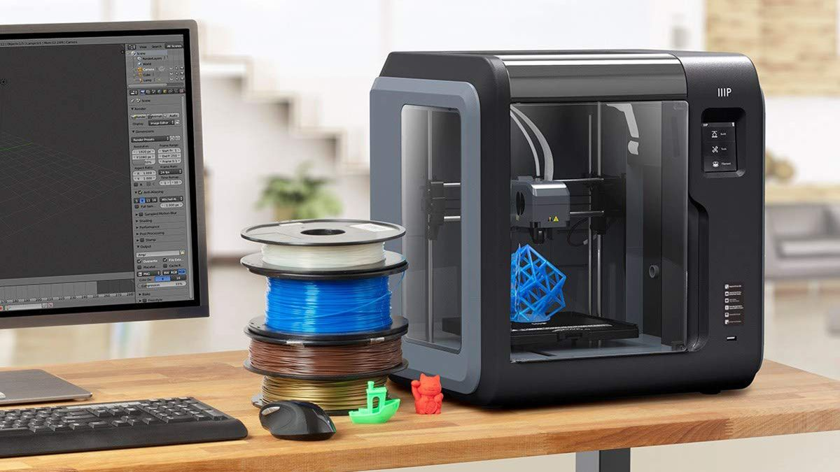 Best Home 3D Printers 2019 - Reviews for Beginners and