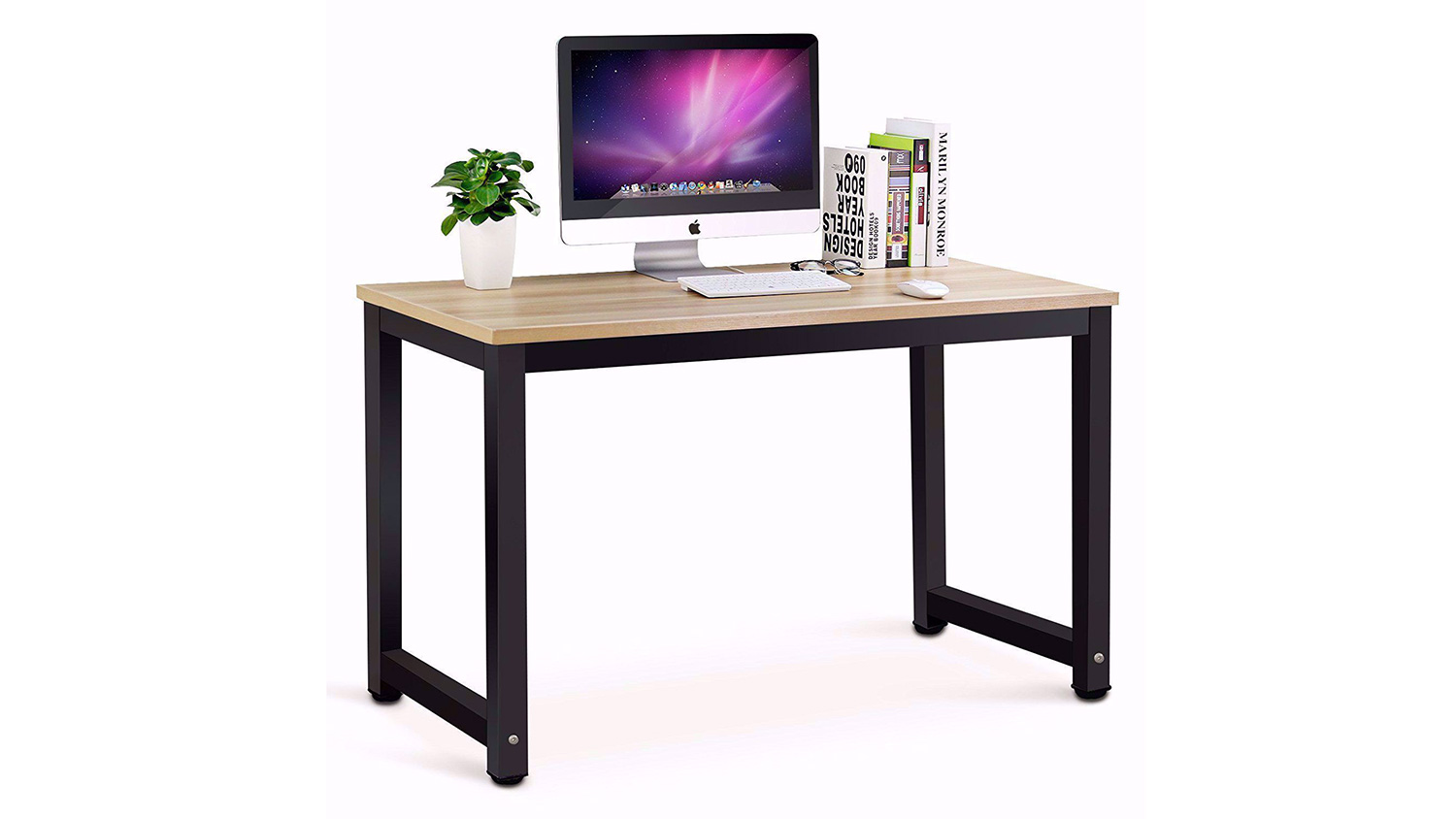 Oak Trendy White Desk Concepts Creative Bloq