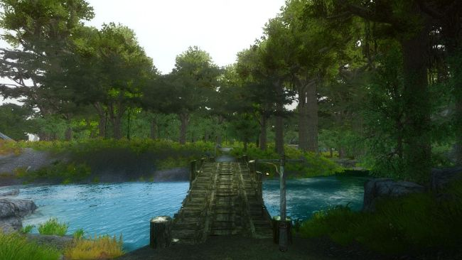 This mod turns Skyrim into a tropical rainforest | Alienware