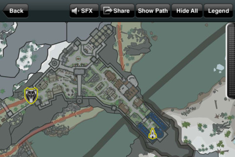 Skyrim map app now available for iphone ipad cinemablend leave a comment gumiabroncs Gallery