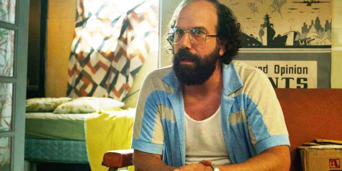 Brett Gelman in Stranger Things