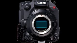 Canon is prepping its first RF cinema camera, with 3 memory card slots, 2 batteries and full-size HDMI port (report)
