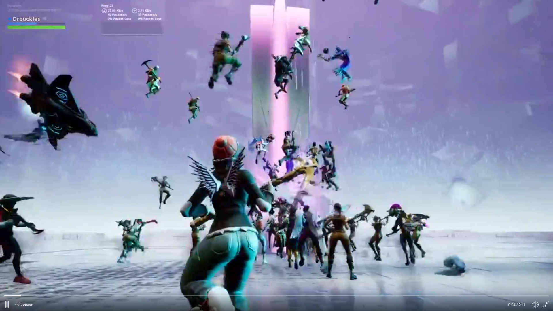 Fortnite Season 9 Teaser Images Tease That Neo Tilted Towers May Be