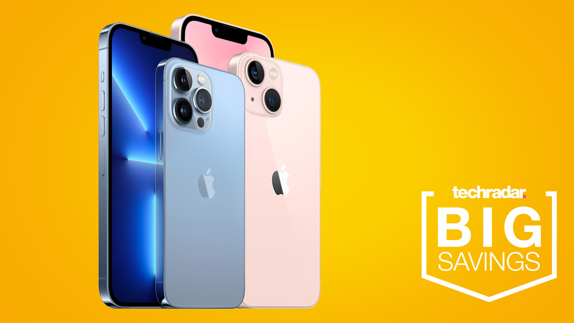 Save £20 on all iPhone 13 pre-orders instantly with this exclusive code